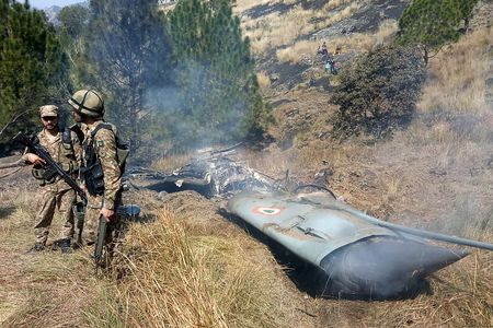 a9150624 India-Pakistan Border Tensions Heighten After Jet Strikes ...