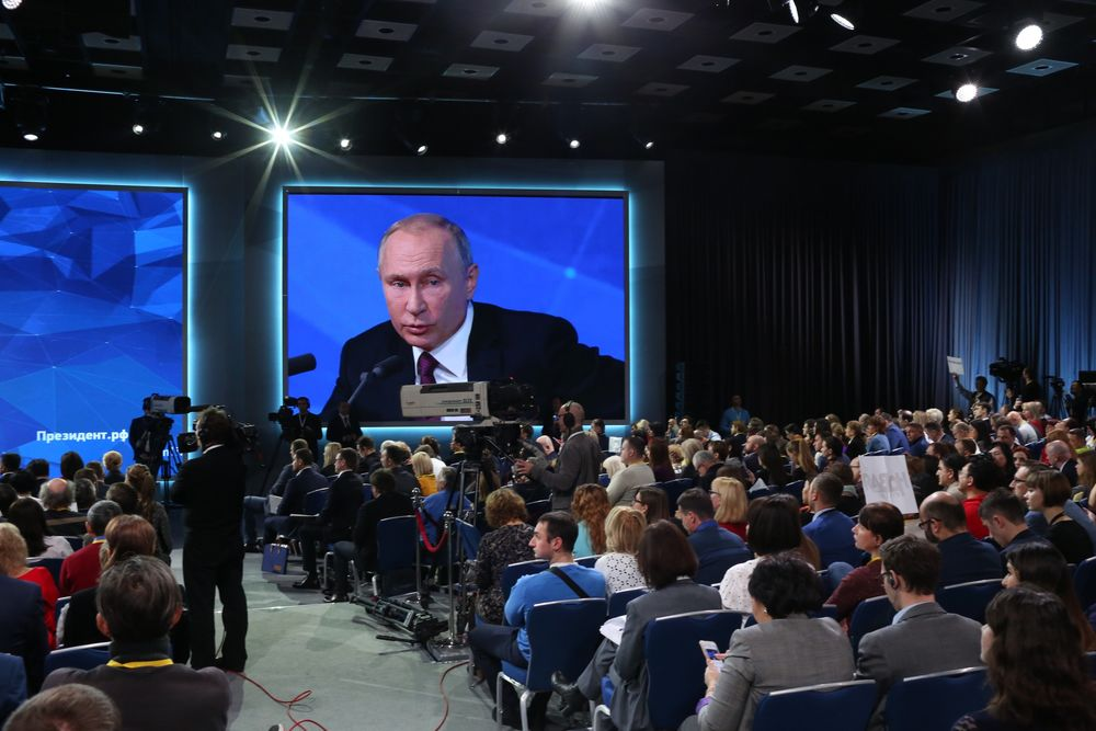 Putin Boosts Private Military Groups Outlawed in Russia - Bloomberg