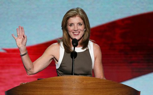 Caroline Kennedy Said to Be Obama Choice as Envoy to Japan