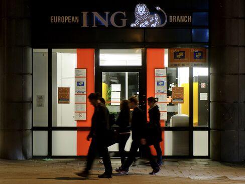 ING Eliminates 130 Jobs, Closes Emerging European Equities Unit