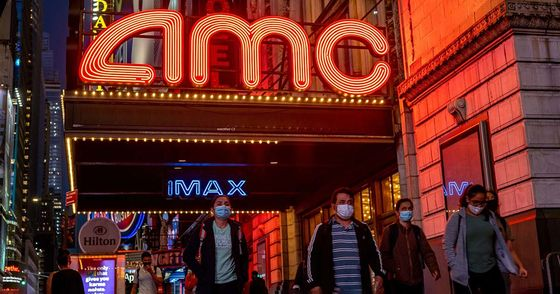 AMC Became the People's Stock by Not Being a GameStop Remake