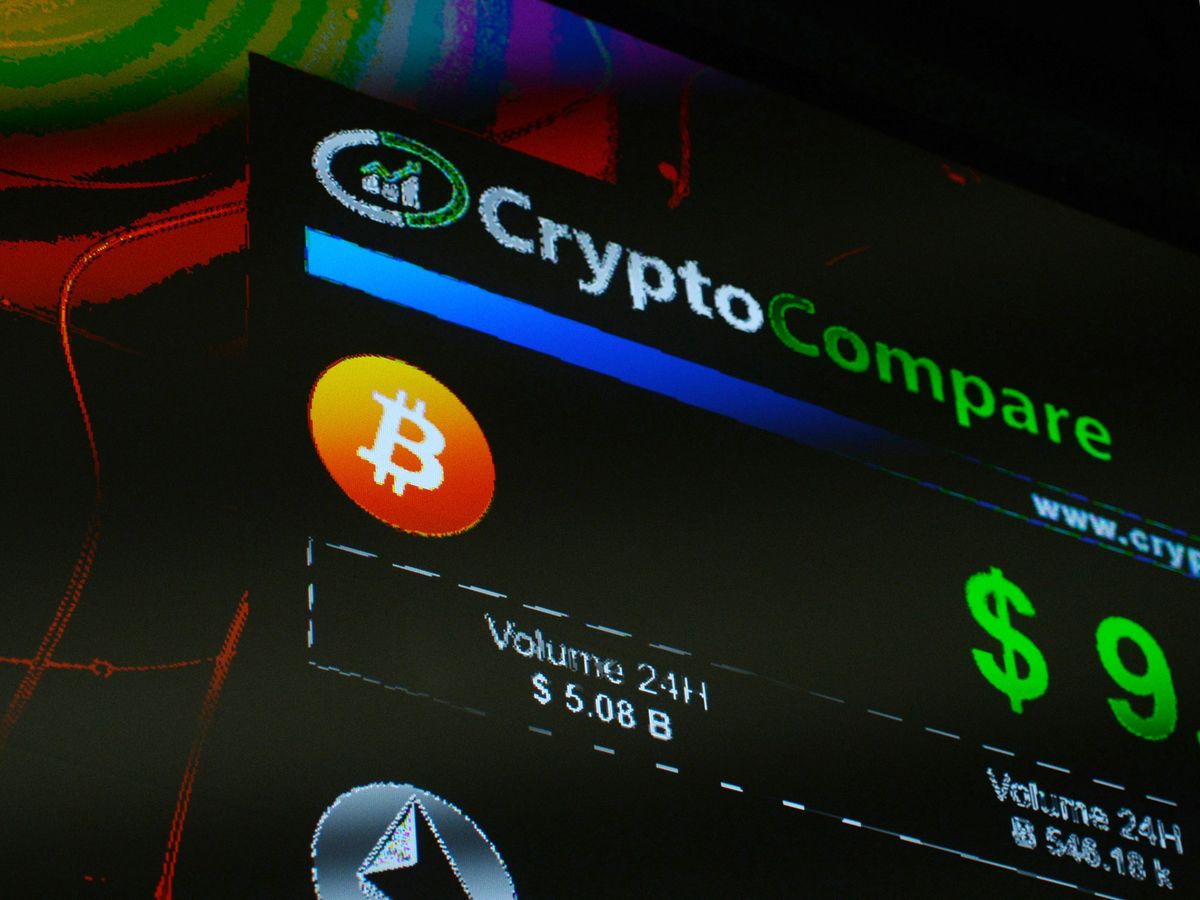 Bitcoin Falls Below $8,000 for First Time Since June