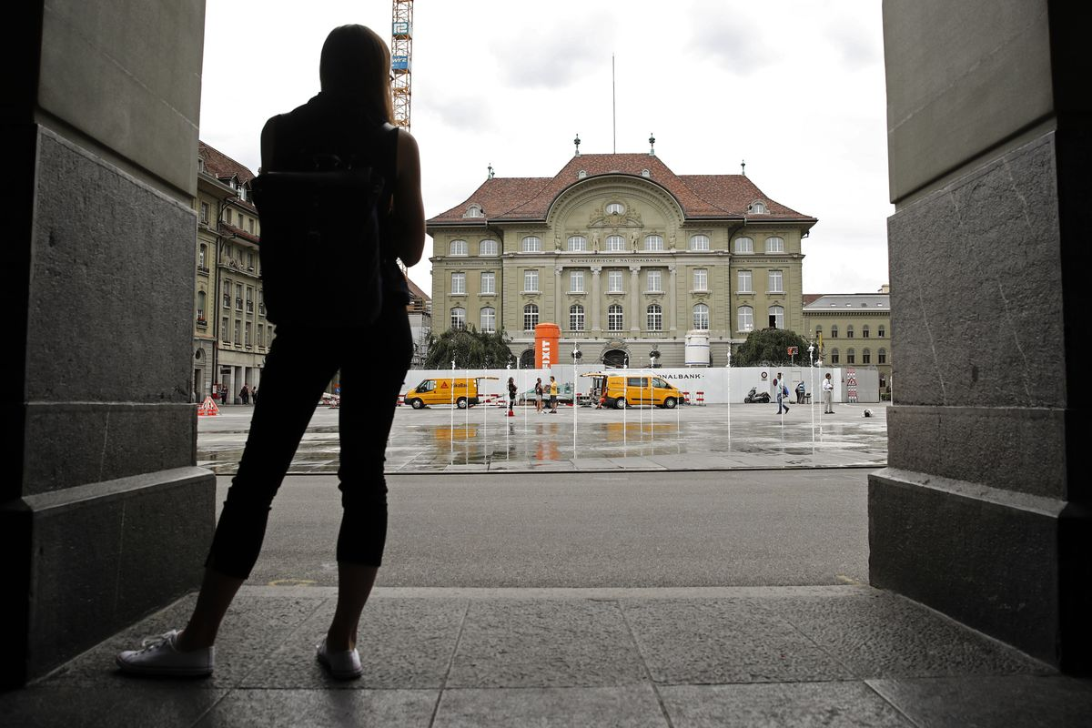Swiss Rates Can Be Lowered Further, SNB President Says