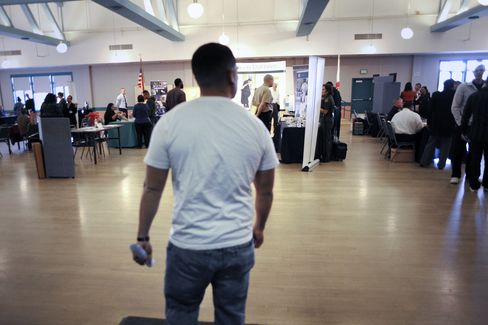U.S. Initial Jobless Claims Fell 36,000 to 383,000 Last Week