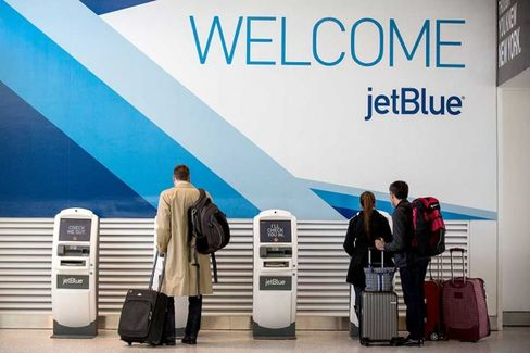 JetBlue's New Idea for Flight Check-Ins: They Do It for You