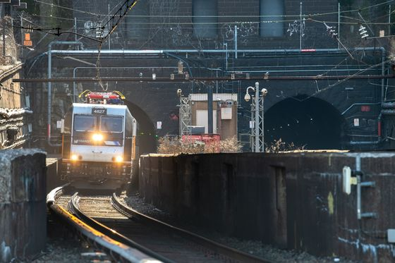 NYC Train Tunnel Held Captive by Trump and Lacks a Plan B