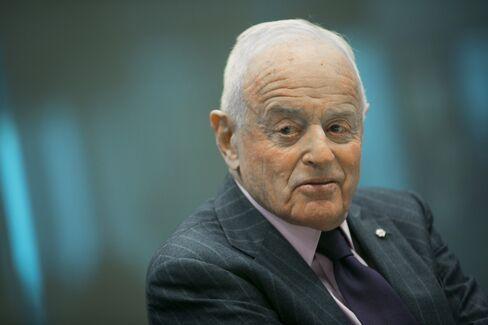 Barrick Gold Corp. Chairman Peter Munk