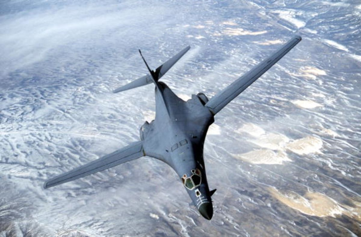 The Air Force's Future Starts Now