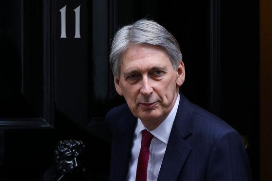 Britain's Finance ChiefWalks theBrexitTightrope