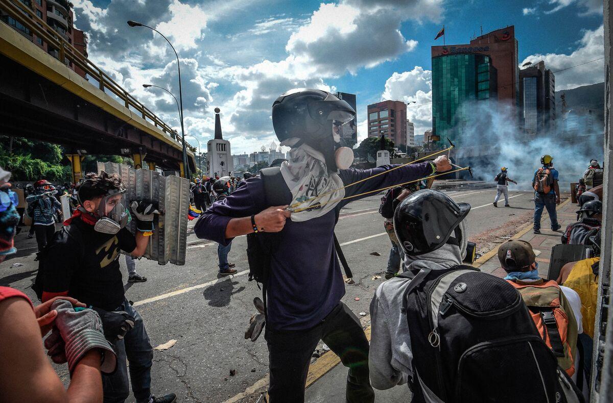 venezuelan protesters remake lives in aftermath of 2017 uprising