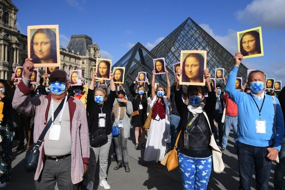 NFT Fans Want to Crack the Da Vinci Code