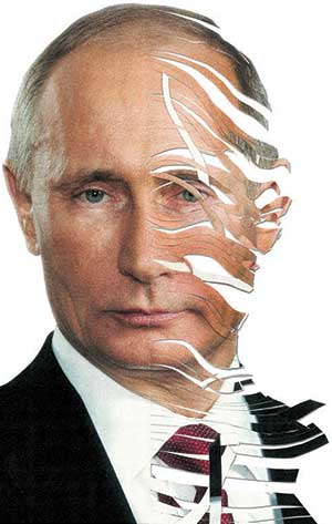 Photo Illustration by 731; Putin: Courtesy Presidential Press and Information Office
