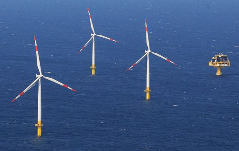 U.S. to Develop Floating Offshore Wind Power Equipment With U.K.