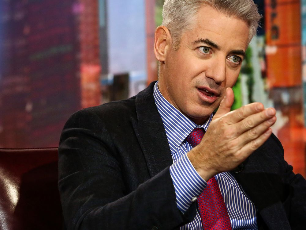 Ackman's Hedge Fund Gains 11% in March After Recovery Bet - Bloomberg