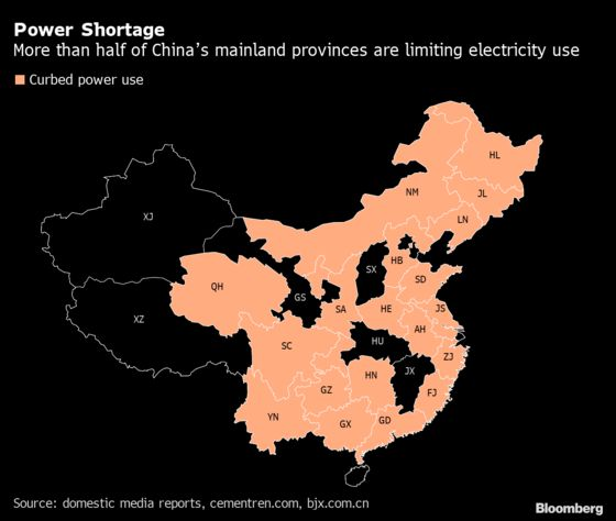 China's Coal Miners Told to Produce Even If They're Over Quotas