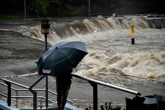Biggest Floods in Decades Hamper Australia's Vaccine Rollout