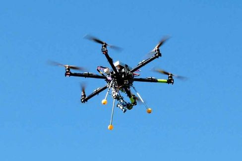 Can't Afford Your Own Drone Fleet? There's a Consulting Group for That