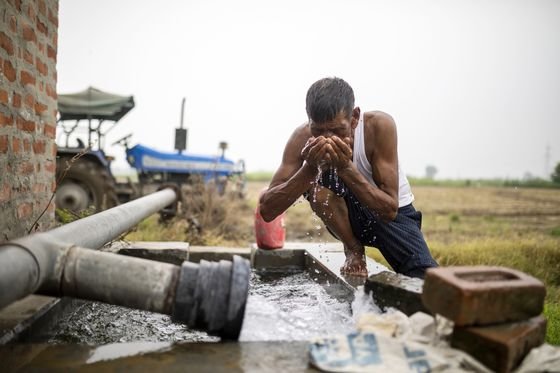 India's Water Crisis Is Becoming a Problem for Modi