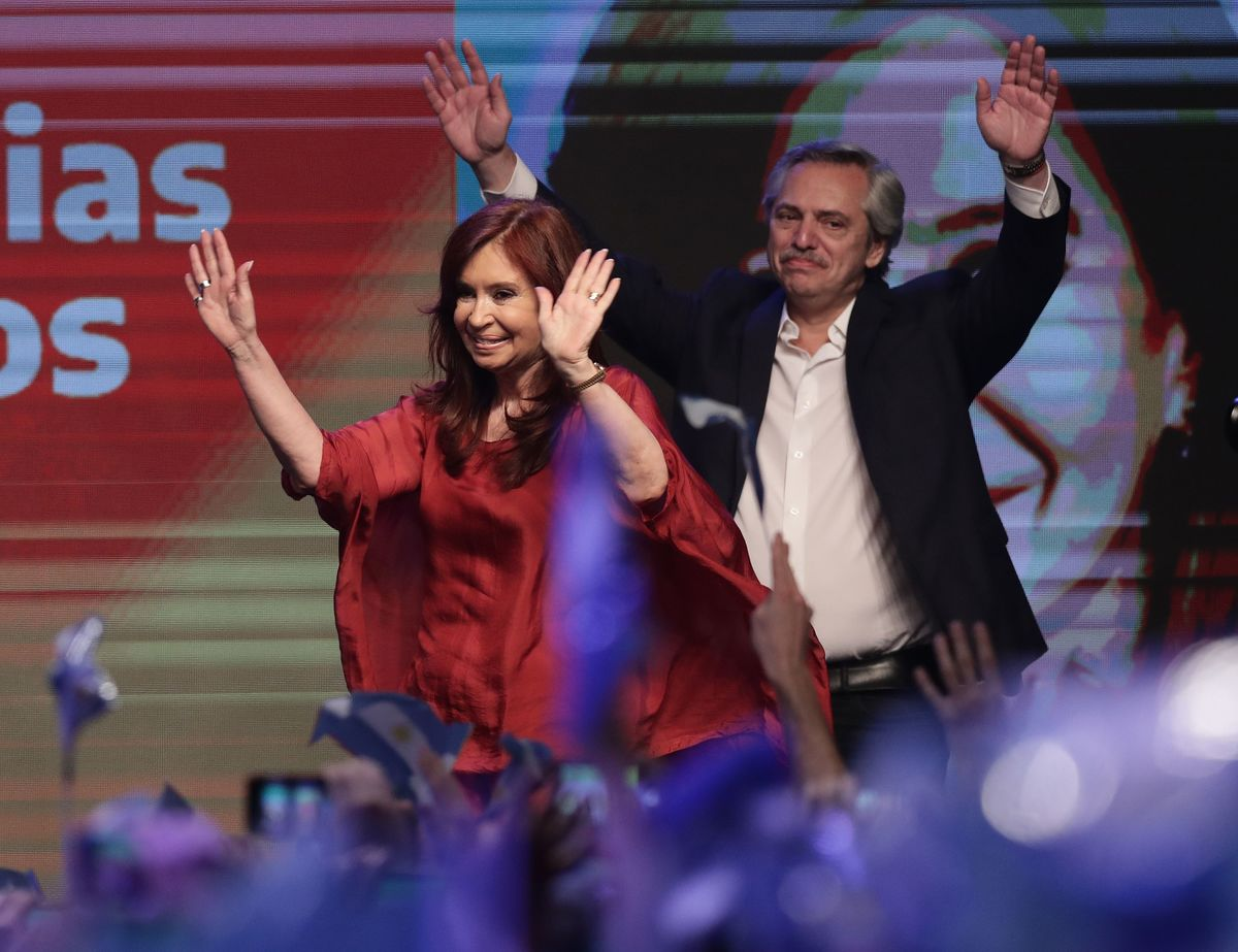 Argentina Political Crisis Deepens as VP Blasts President