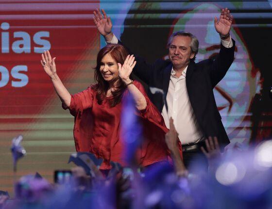 Argentina Crisis Deepens as Vice President Blasts Fernandez