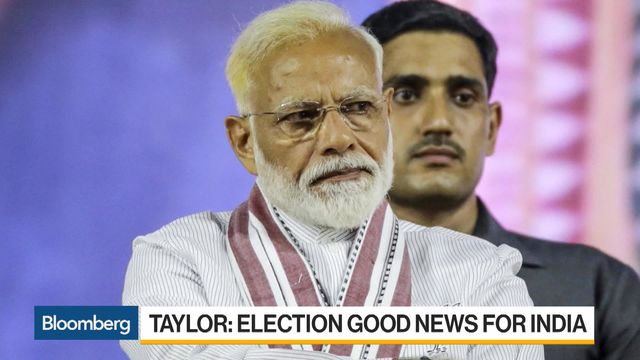 India Election Winner Gets an Economy Riddled With Problems