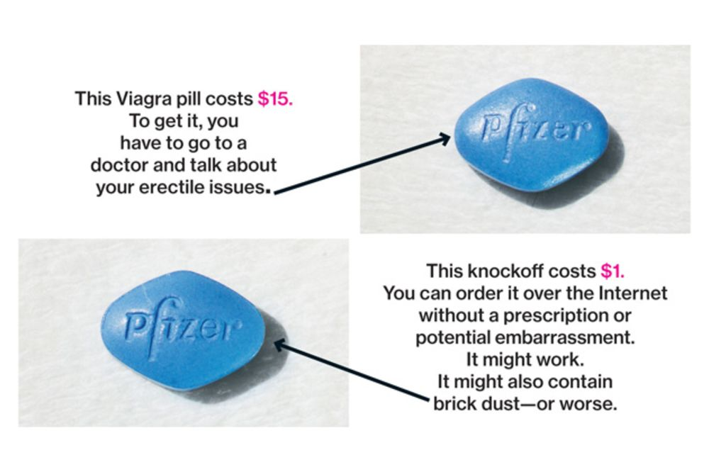 Inside Pfizer's Fight Against Counterfeit Drugs - Bloomberg