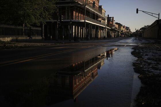 New Orleans Power Crisis: Fix 2,500 Broken Poles in a Swamp