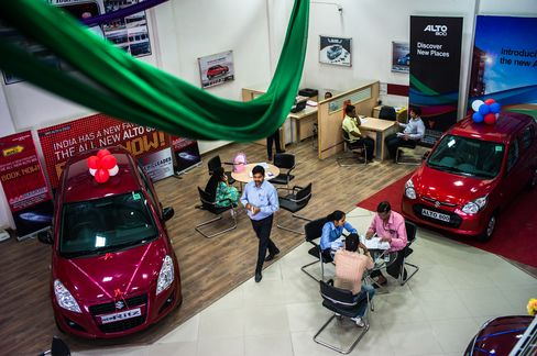 Maruti to Lead Slowest Sales Growth in 4 Years