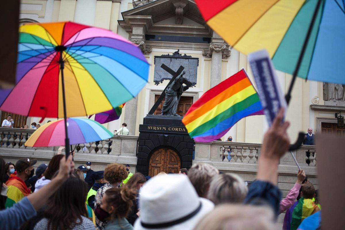 Where Your Sexuality Can Make You the Enemy of the State
