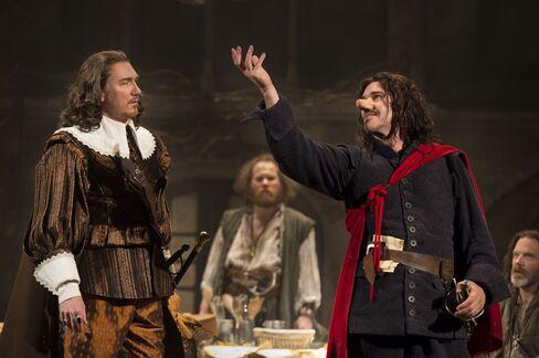 'Cyrano de Bergerac'