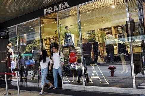 Prada Said to Study Hong Kong IPO