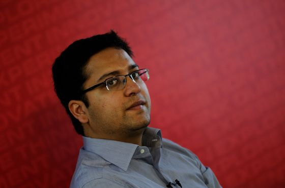 Walmart Says Flipkart CEO Has Resigned After Misconduct Investigation