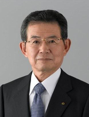 Kansai Economic Federation Chairman Shosuke Mori