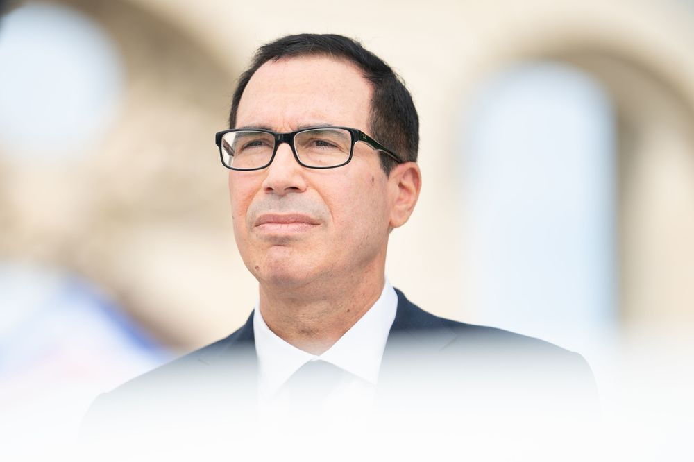 Mnuchin Currency Remark Seen Raising Risk of FX Intervention