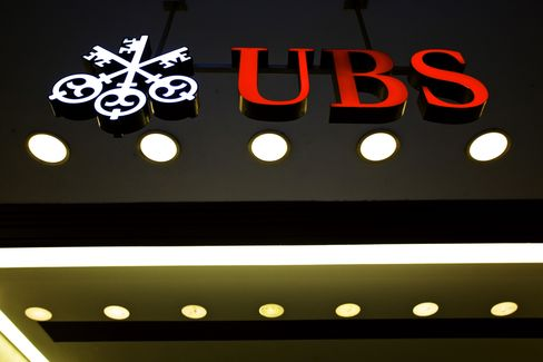 UBS France Revenue Seen Rising 10% as Bank Talks to Authorities