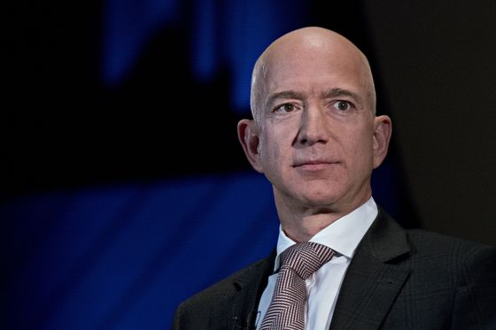 Elizabeth Warren's Wealth Tax Would Cost Jeff Bezos $4.1 Billion in First Year