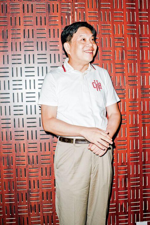 Founder Wang