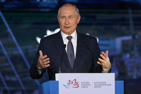 Putin Declares Islands Disputed With Japan as Tax-Free Zone