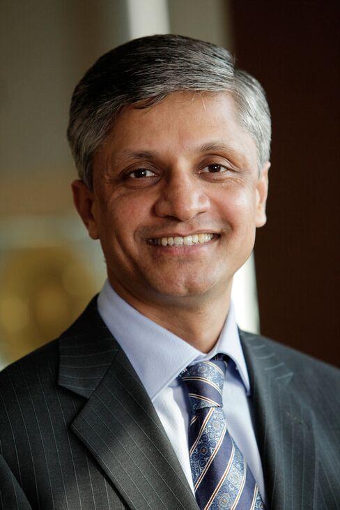 Former Infosys Co-President B.G. Srinivas,
