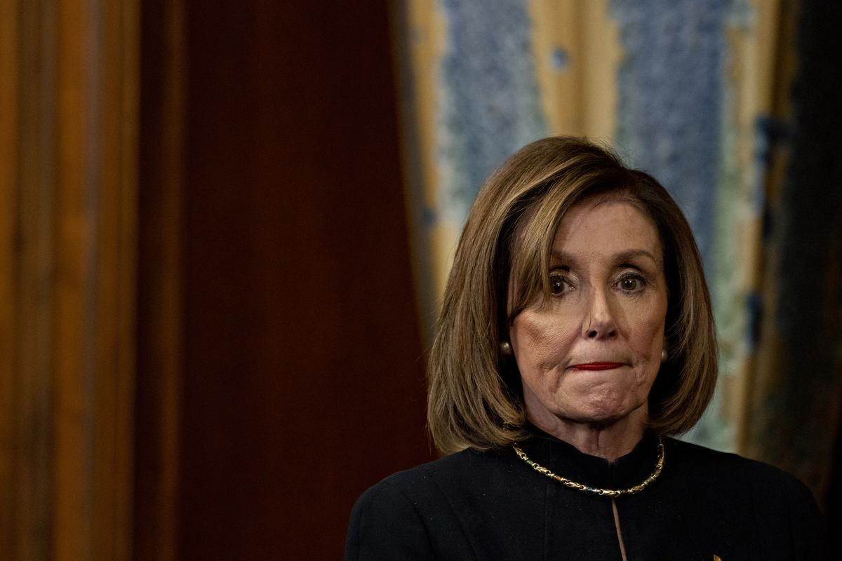 Pelosi's Unscripted Moment Sparks Fight On Impeachment Delay