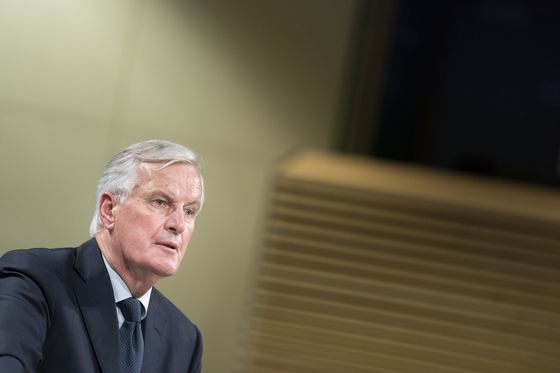 Brexit Irish Border Fears Spur Warning on U.S.-U.K. Trade Talks