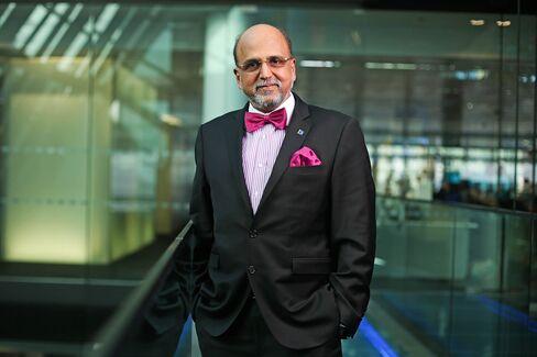 Interview With Doha Bank Ltd Chief Executive Officer Raghavan Seetharaman
