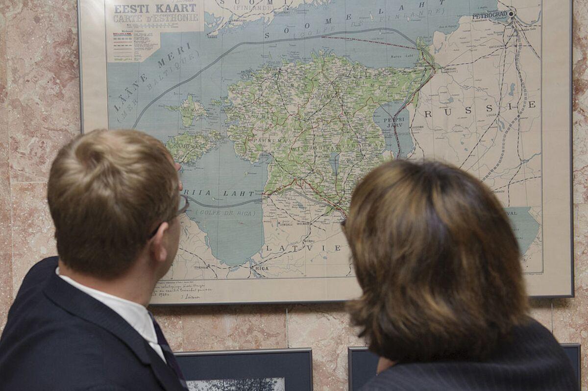Γιατί οι χώρες της Βαλτικής θέλουν να μετακινηθούν σε άλλο τμήμα της Ευρώπης