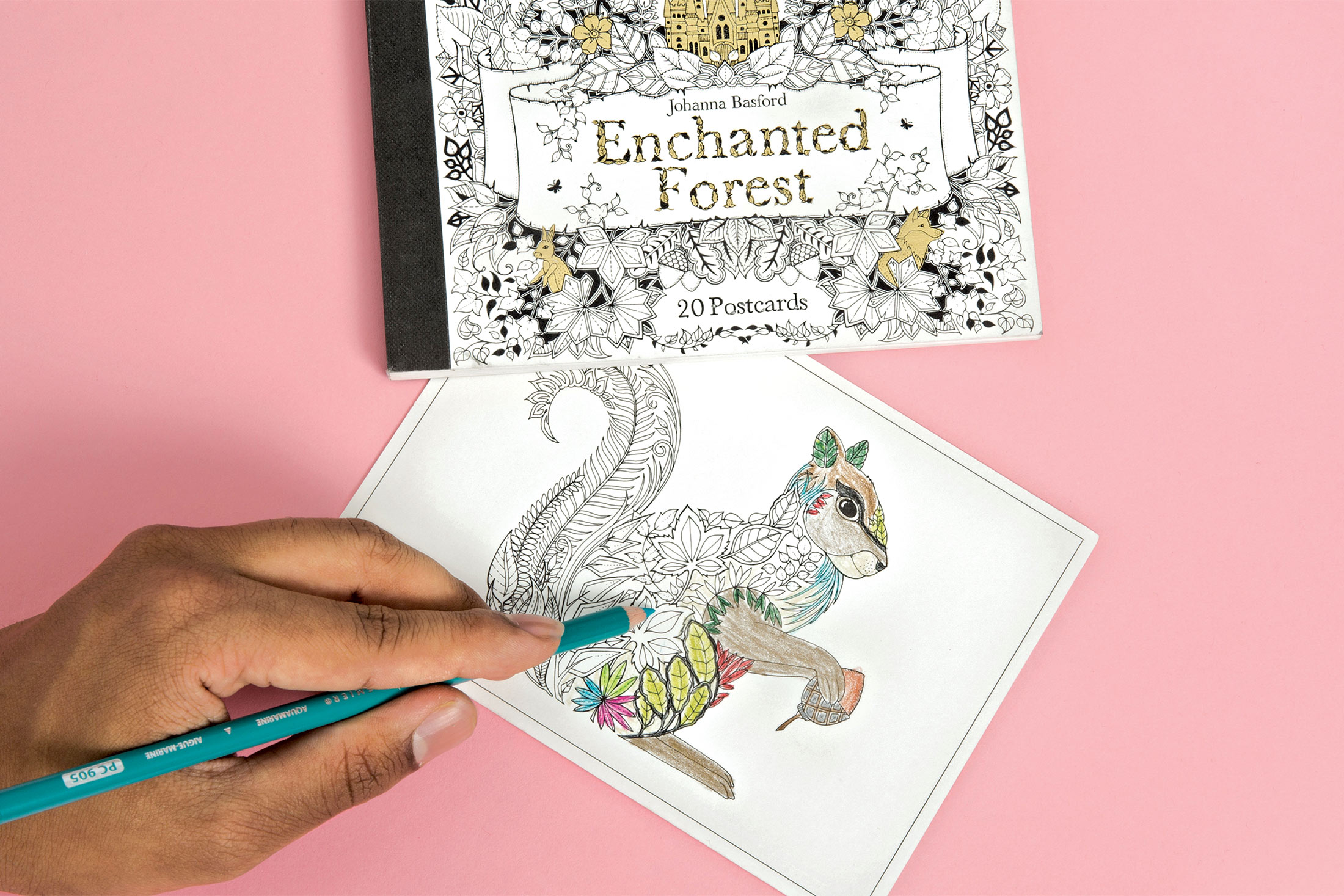 Grown Up Coloring Books Popularity Hobbles A London Publisher