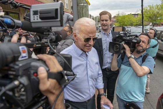Biden Tapping Obama's Biggest Financial Backers for Early Money