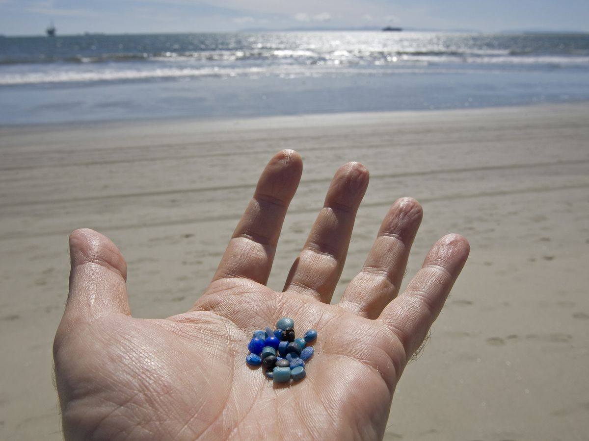 There's a Tiny Plastic Enemy Threatening the Planet's Oceans