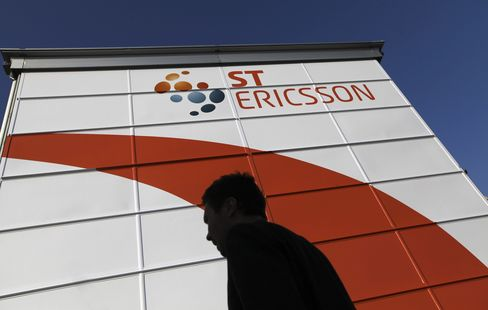 ST-Ericsson Chief to Reduce Number of Sites