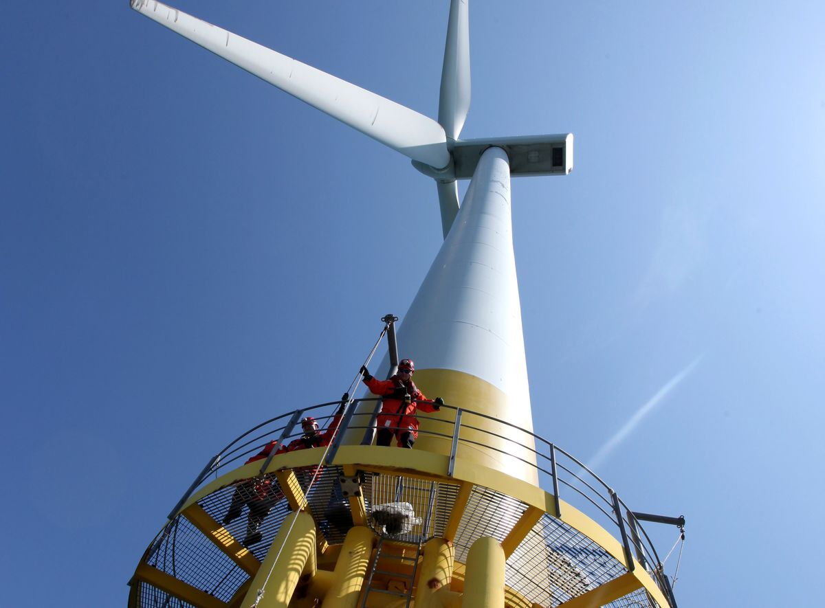 Total Hiring to Boost Offshore Wind Teams in Denmark and U.K.