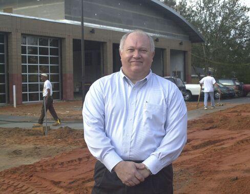 Executive Director Ed Gray