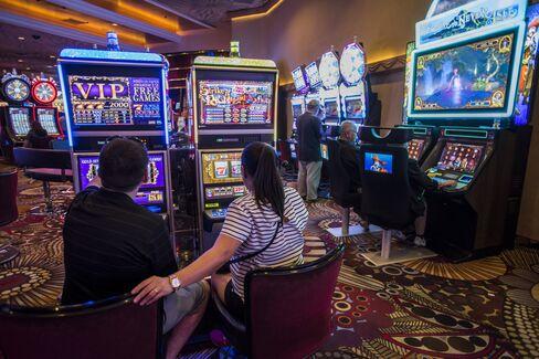 米ラスベガスのカジノ